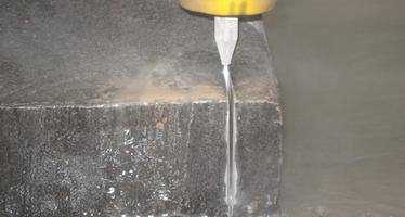 Abrasive Water Jet Cutting | UHP Solutions